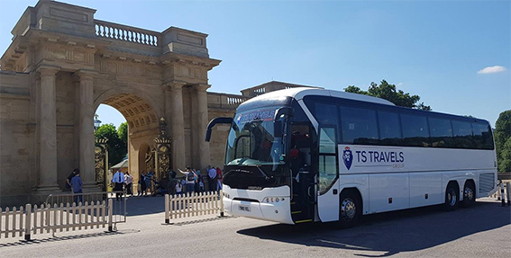 TS Travels Coach Hire
