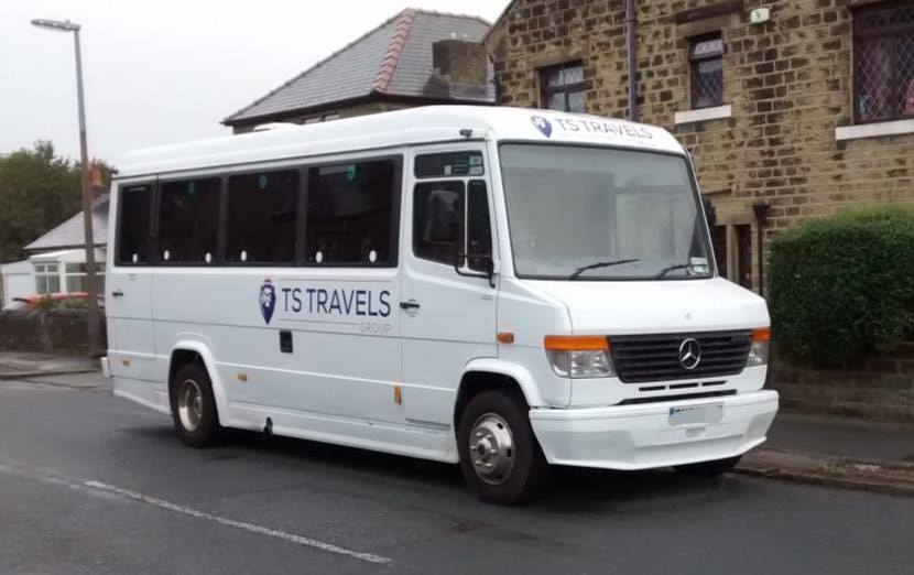 Coach Hire from Leeds