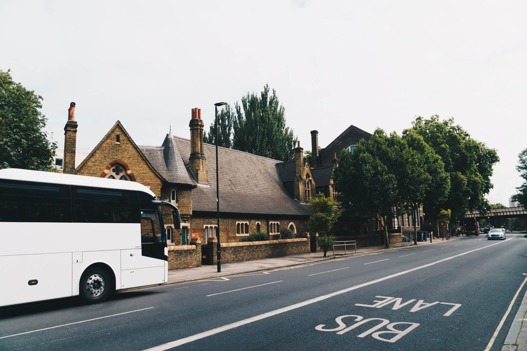 Coach Hire trips to the countryside