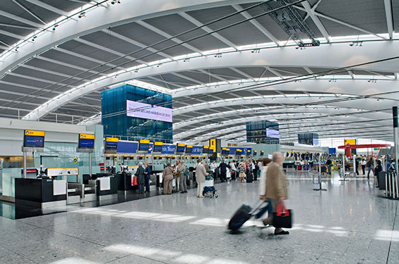 Airport Transfers to Leeds Bradford & Manchester Airport