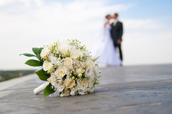 Coach Hire for weddings in Leeds and West Yorkshire